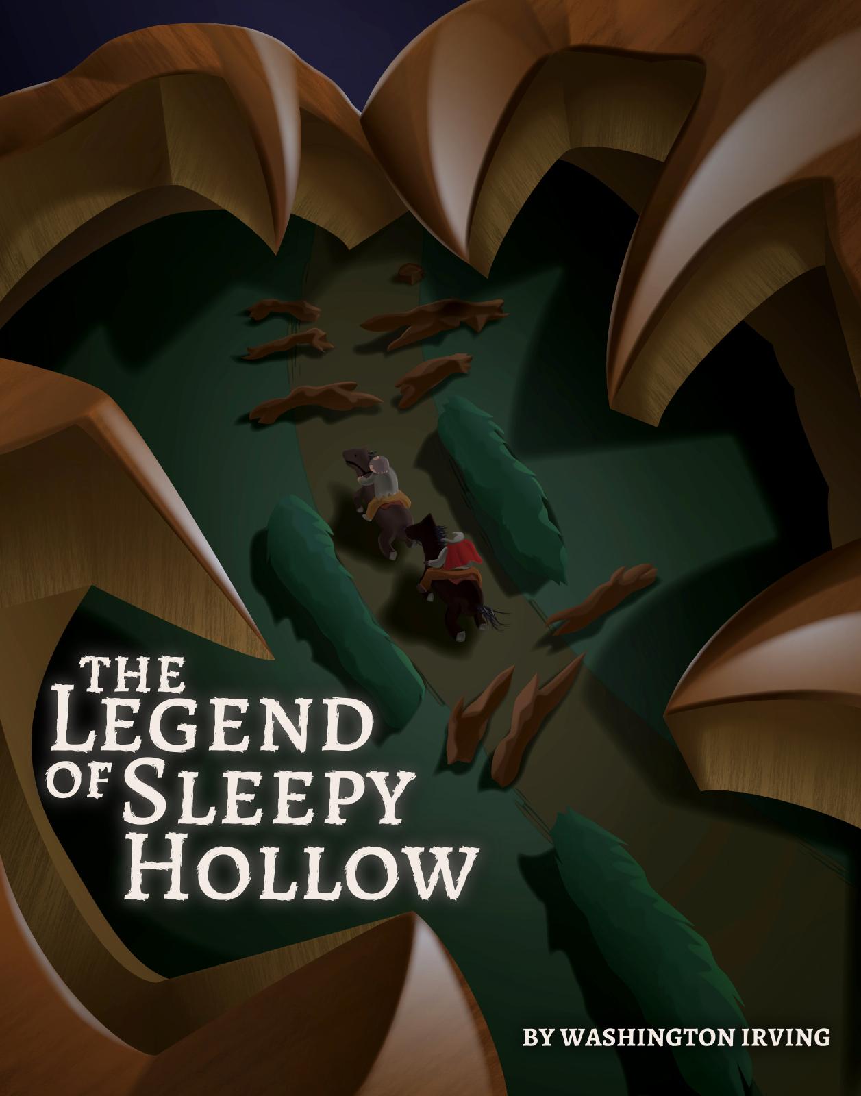 legend sleepy hollow literary anaysis legend sleepy hollow